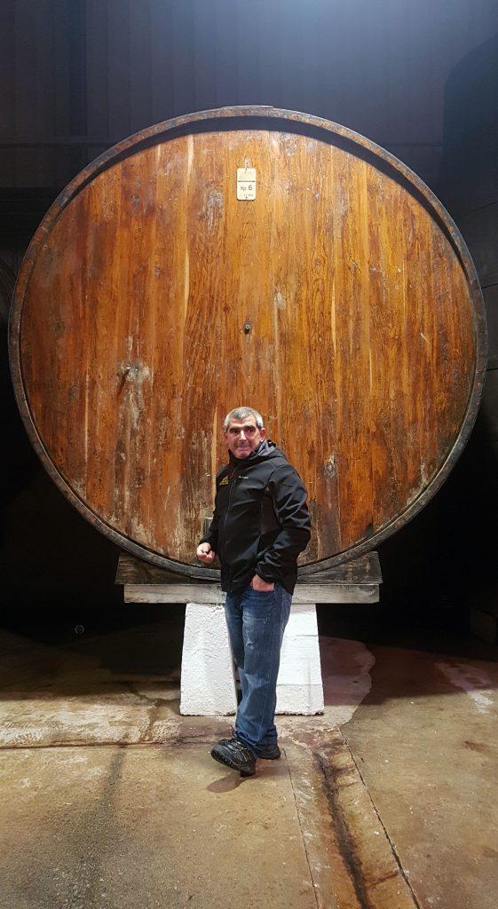Cider Master at Gurutzeta Cider House