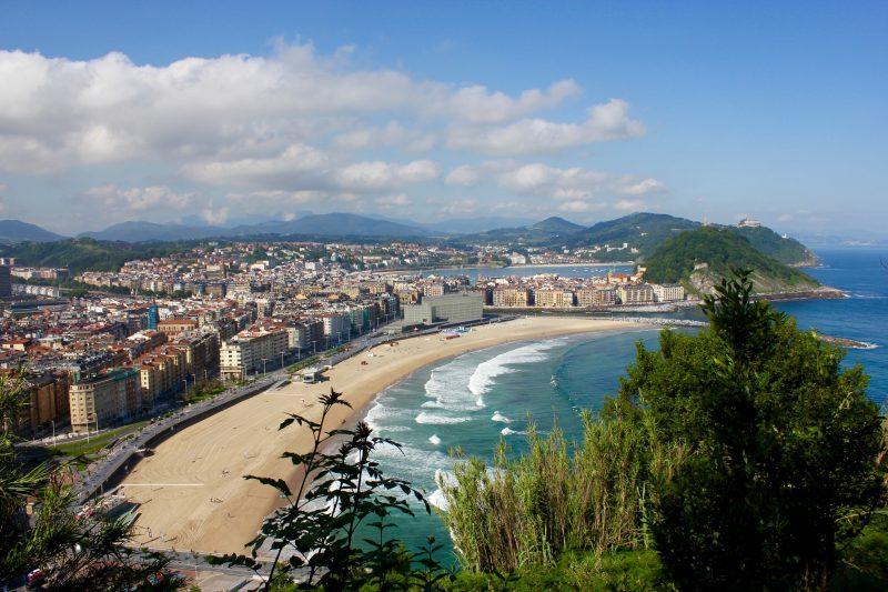 Hiking San Sebastian to Pasaia Tour