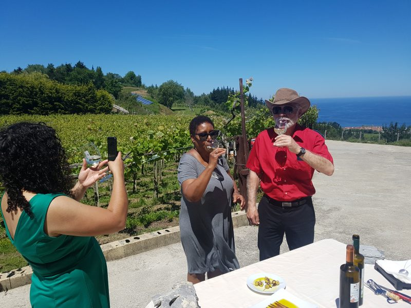 Txakoli Wine Tour