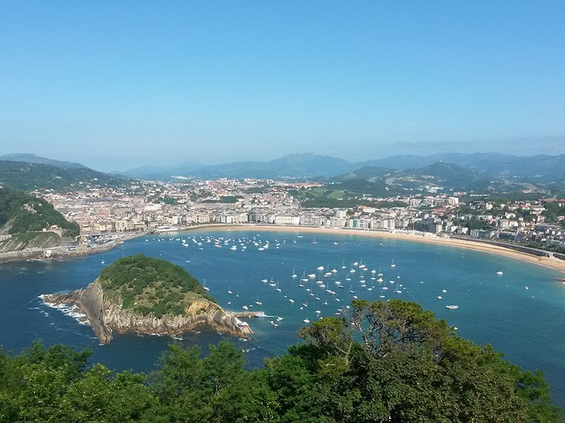 SAN SEBASTIAN & THE BASQUE COAST