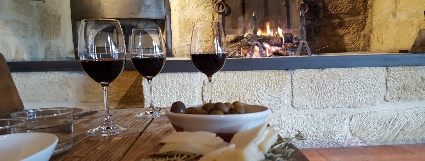 Wine tasting in Rioja Wine Region