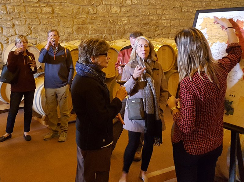 Rioja Full Experience Wine Tour