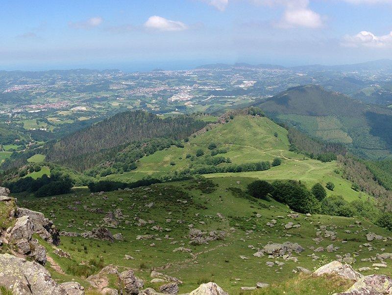 Mount Adarra Hiking Tour