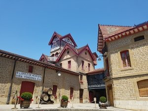 The oldest winery from Rioja Lopez de Heredia Tondonia