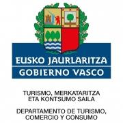 Logo Departamento de Turismo Gobierno Vasco
